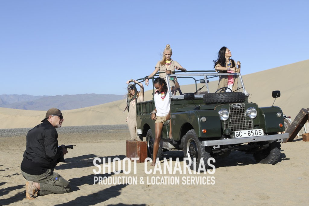 Stradivarius Shoot Canarias
