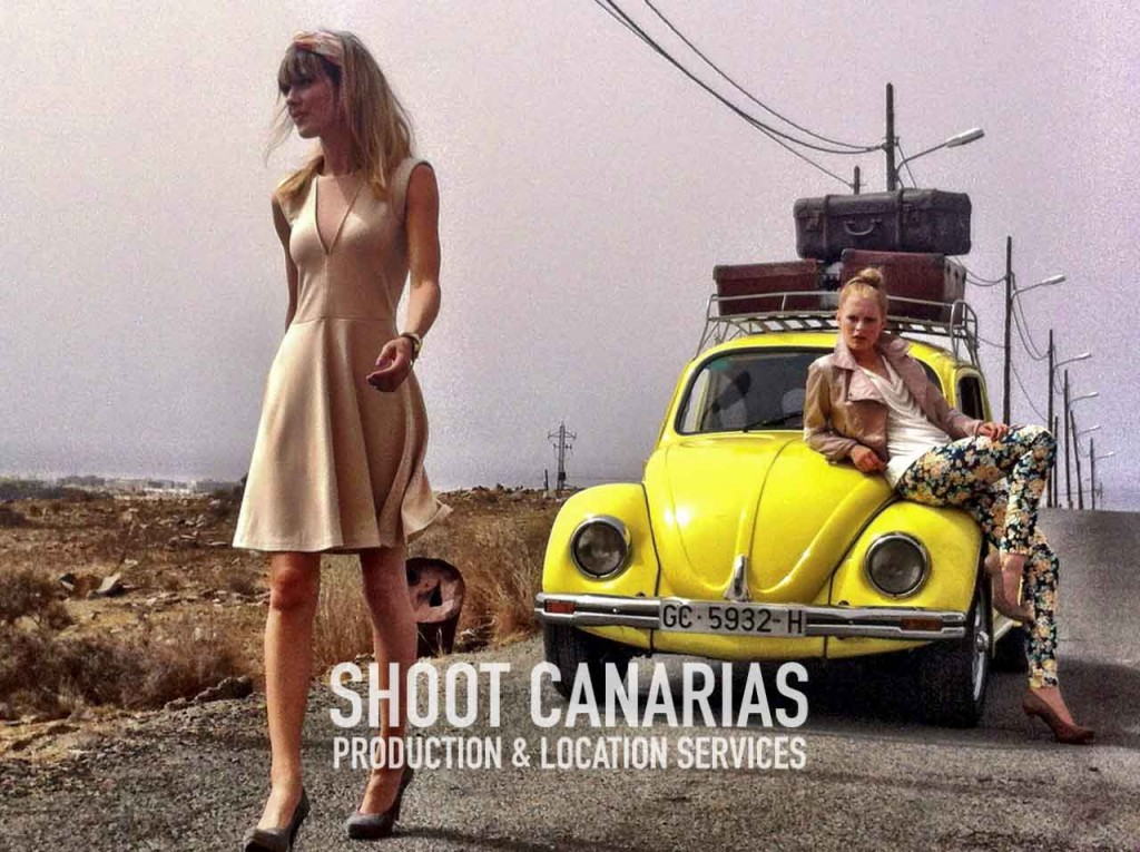 Production Shoot Canarias