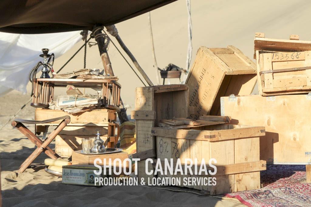 Stradivarius Shoot Canarias
